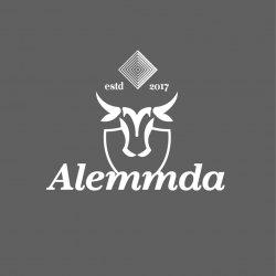 Alemmda - burgers philly & more logo