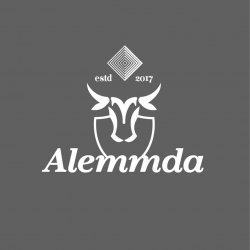 Alemmda - burgers,philly&more Delivery logo