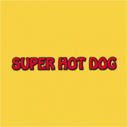 Super Hot Dog logo