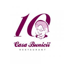 Casa Bunicii Dumbravita logo