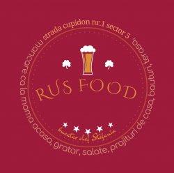 Rus Food logo