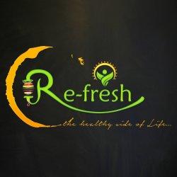Re-Fresh Juice logo