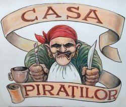 Casa Piratilor logo