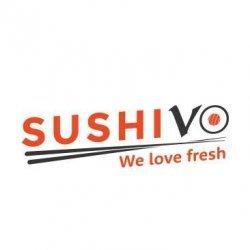 SushiVO Iulius Town logo