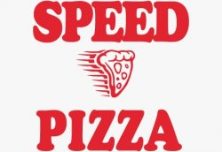 Speed Pizza Dristor logo