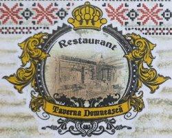 Taverna Domneasca logo