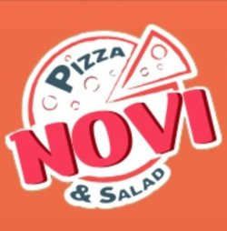 Novi Pizza&Salad logo