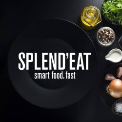 Splend`eat logo