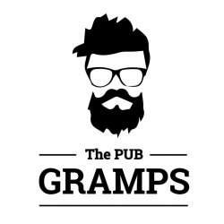 The Pub Gramps logo