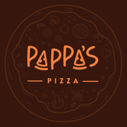 Pappa`s Pizza logo