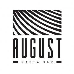 August Pasta Bar logo