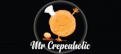 Mr Crepeaholic logo