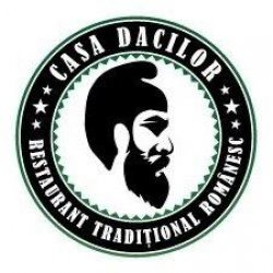 Casa Dacilor (Hanul Dacilor) logo