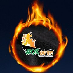Wok on by logo