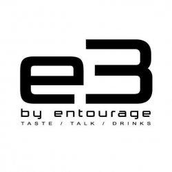 E3 by Entourage logo