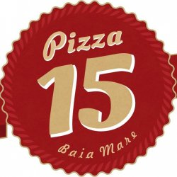 Pizza 15 logo