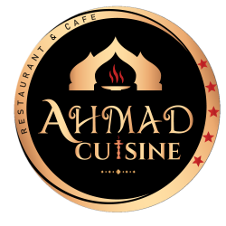 Ahmad Cuisine Delivery logo