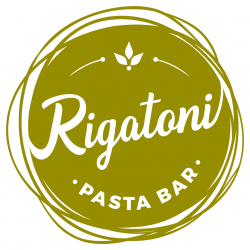 Rigatoni Pasta Bar Feeria logo
