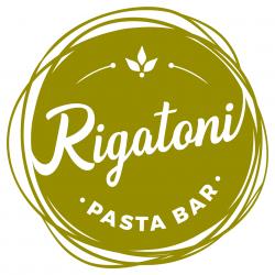 Rigatoni Pasta Bar ParkLake logo