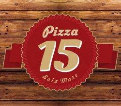 Pizza 15 logo