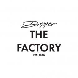 Dripper The Factory logo