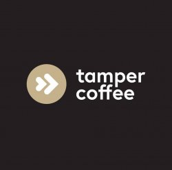 Tamper Coffee logo