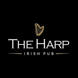 The Harp Irish Pub logo