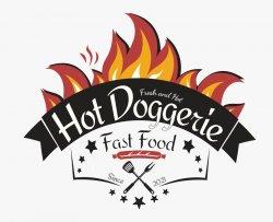 Hot Doggerie logo