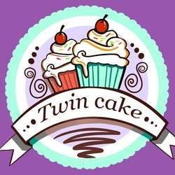Twin Cake logo