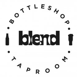 Blend.Bottle Shop & Tap Room logo