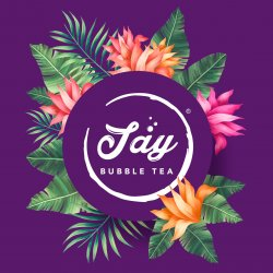 Jay Bubble Tea Vivo logo