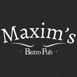Maxim`s Bistro Pub logo