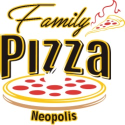 Neopolis Family Pizza logo