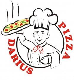 Darius Pizza logo