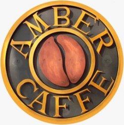 Amber Caffe logo