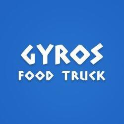 Gyros Food Truck logo