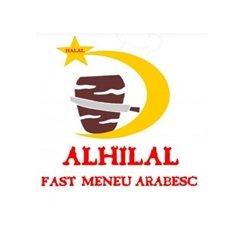 Alhilal Fast Meniu Arabesc logo