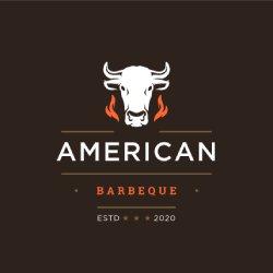 American BBQ Apaca logo