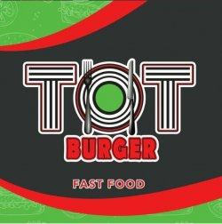 Tot Burger logo