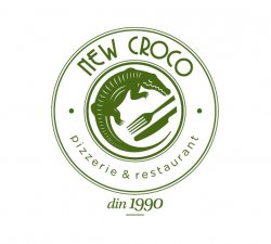 New Croco Pizzerie & Restaurant logo