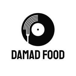 Damad Food logo