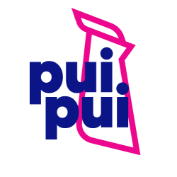 Pui Pui logo