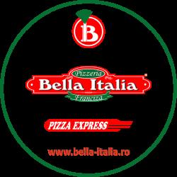 Bella Italia express Auchan Ploiesti logo