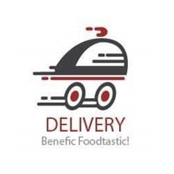 Benefic Food Delivery logo
