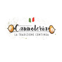 Cannoleria Cosmopolis logo