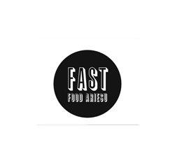 Fast Food Ariesu logo