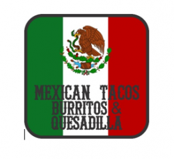 Mexican Tacos,Burritos&Quesadilla logo