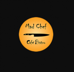Mad Chef Cafe Bistro logo