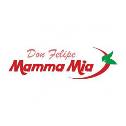 Don Felipe Mamma Mia logo