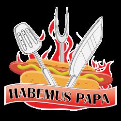 Habemus Papa Delivery logo